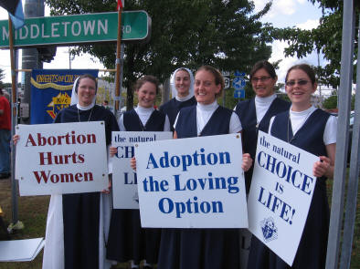 Sisters of Life Moving To Rockland