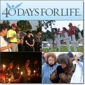 40 Days for Life Spring Valley