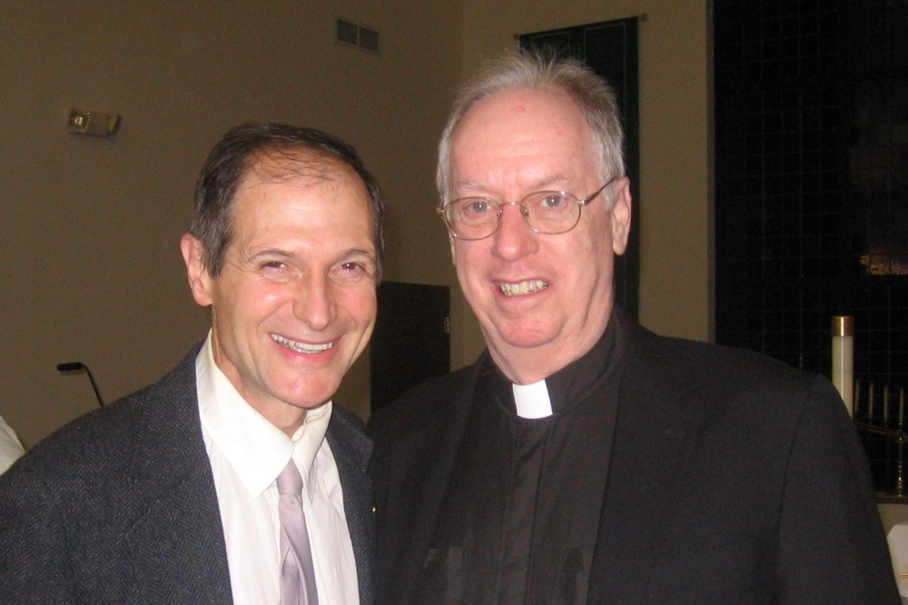 Msgr. Weber Honored at Concert for Life (1/5)