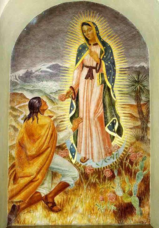De Ojo La Virgen El Guadalupe