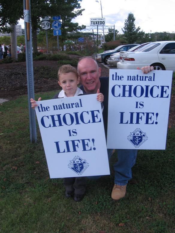 Natural choice is life