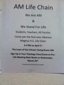 AM 1st LIFE Chain-1
