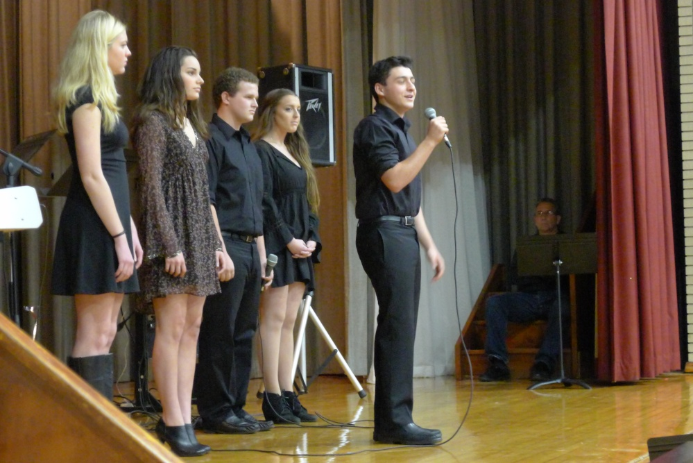 Musicians Raise Their Spirit in Song for Good Counsel (6/6)