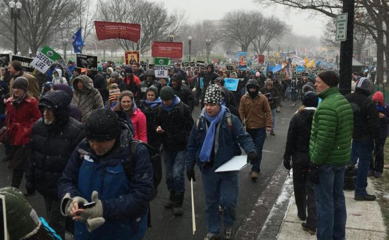 March for Life Bus Rockland