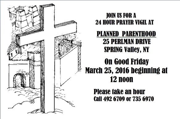 24 hr Good Friday