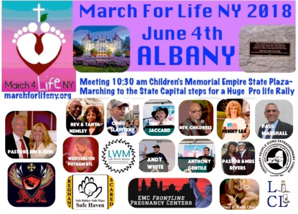 NYS MARCH FOR LIFE